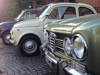 Restauro auto d'epoca a Como