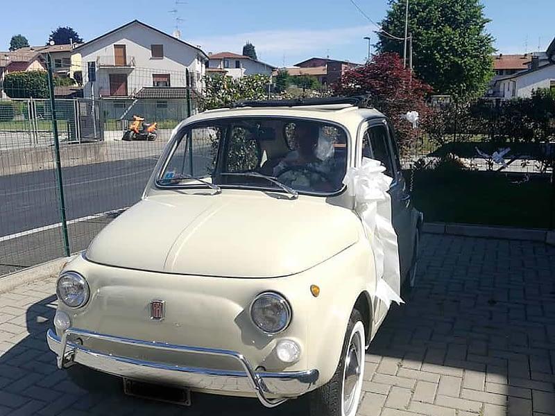 Noleggio auto storiche per cerimonia a Como