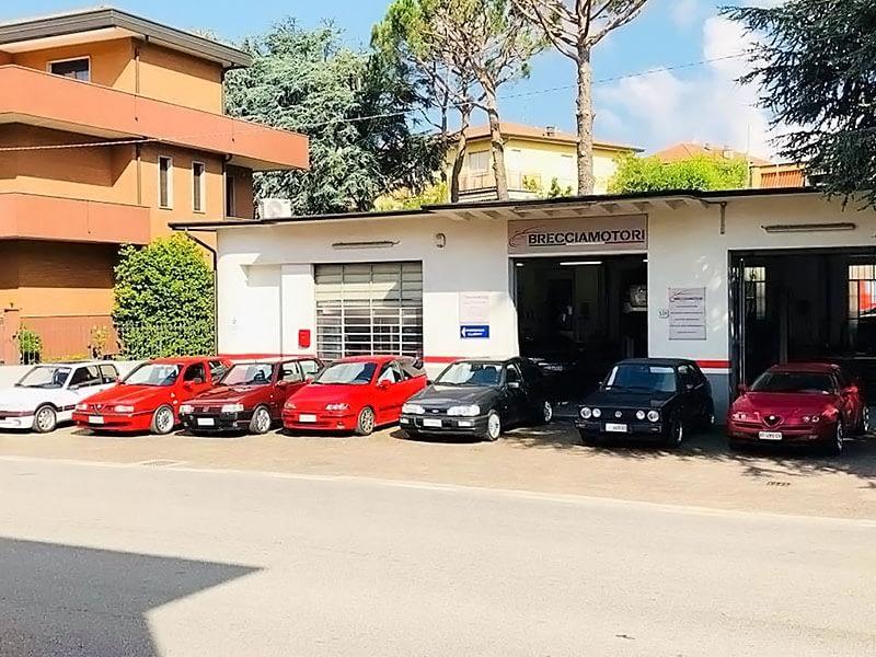 Autofficina Breccia Motori a Como