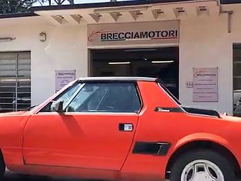 Restauro Bertone x1/9