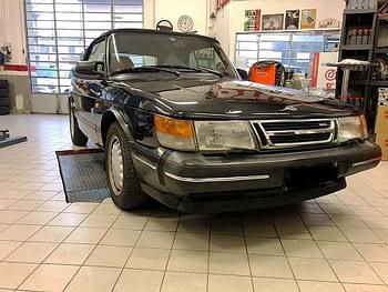 Sostituzione frizione Saab 900 turbo