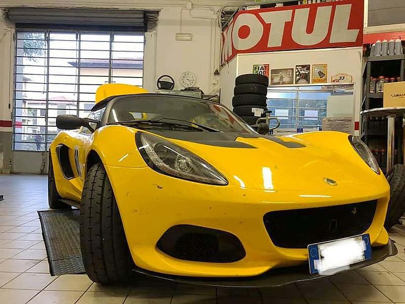 Auto Officina Lotus a Como