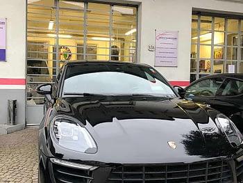 Officina Porsche Como